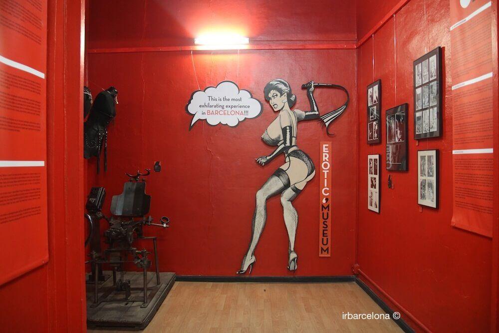 fetichismo en el Museo de la Erótica