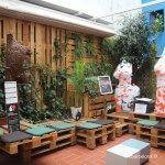 jardín erótico del museo
