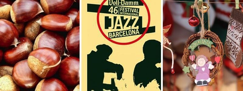 Barcelona en noviembre