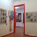 sala Pin-Up del Museo de la Erótica