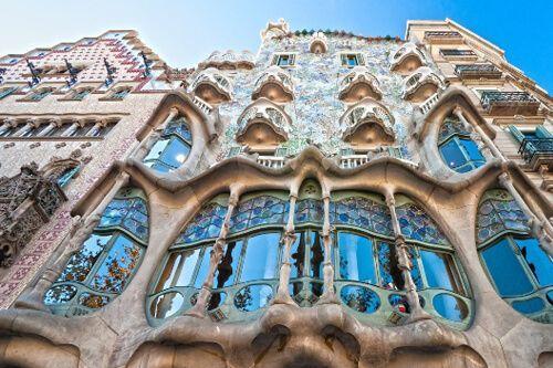 Ruta Mañana en Barcelona