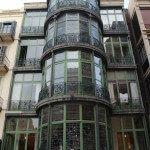 vidriera fachada interior