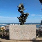 escultura en honor a Costa i Llobera