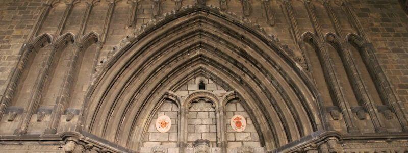 arco gótico ojival