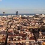 vistas litoral Barcelona