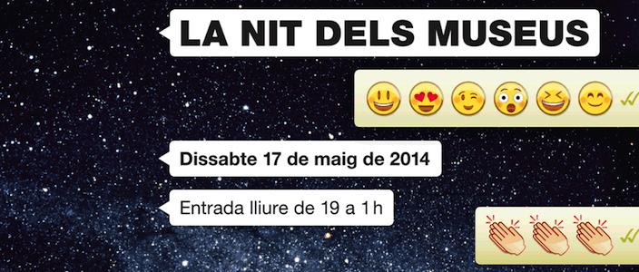La Noche de los Museos Barcelona 2014