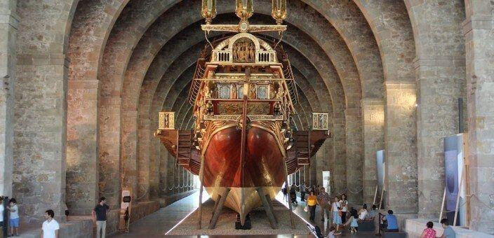 Museo Marítimo y Atarazanas Reales