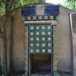 cerámica Jardín Gaudí