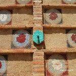 colorido fachada pabellón