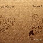 Les Garrigues y Terra Alta
