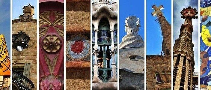 Obras de Antoni Gaudí en Barcelona: La huella de un genio