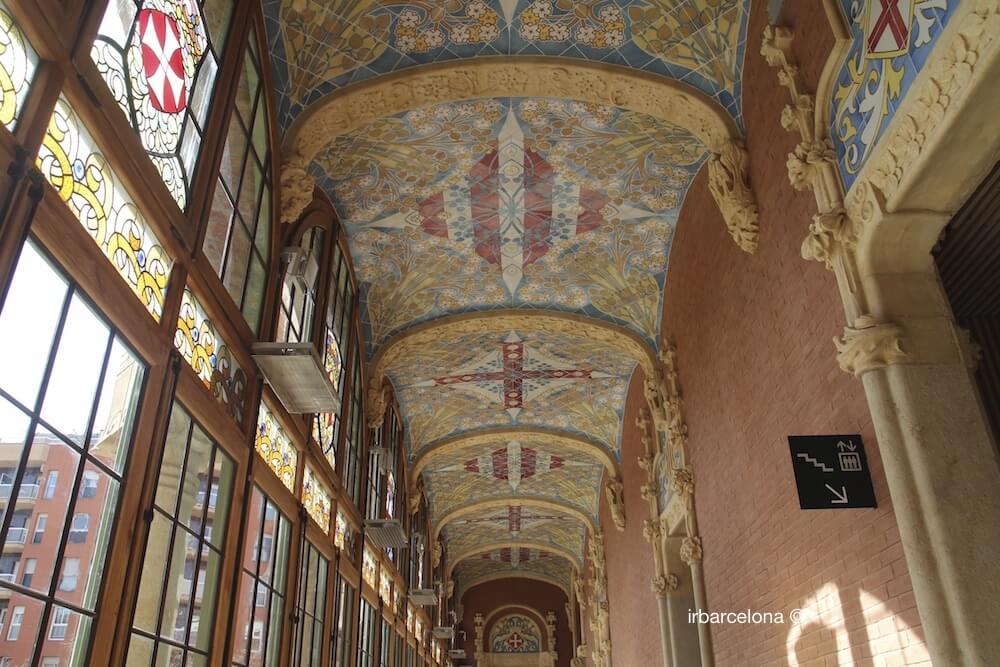 decoración Pabellón Administración
