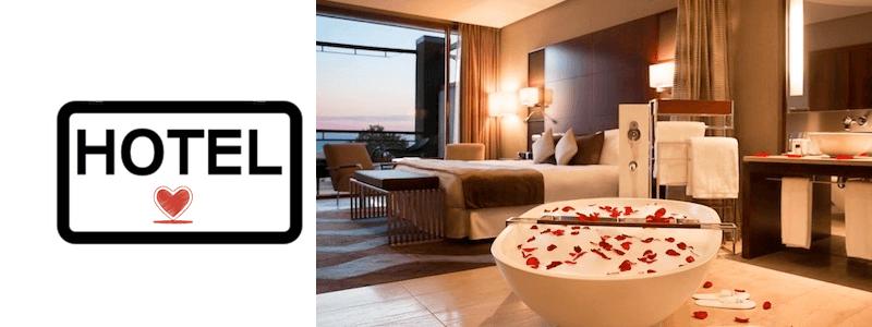 hoteles románticos Barcelona