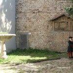 acceso puerta Santa Madrona