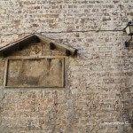 detalles muralla medieval