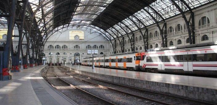 Estación de Francia