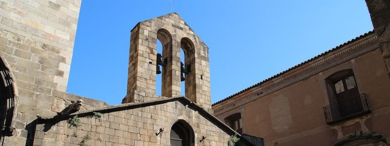 iglesias Barrio Gótico
