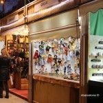 paradas Feria Gran Via Barcelona