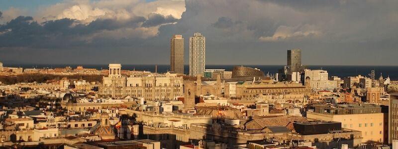 vistas Barrio Gótico