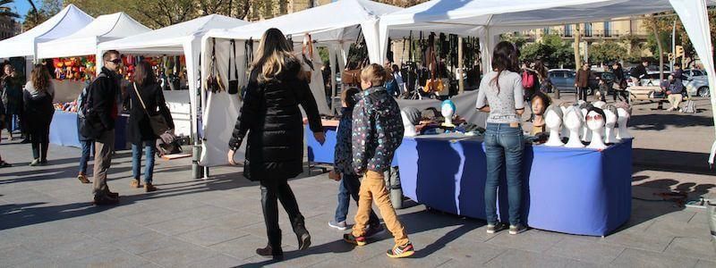 Feria de Artesanos y Creadores