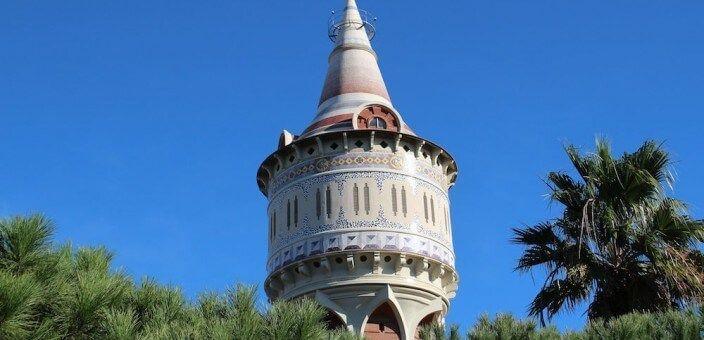 Torre de las Aguas