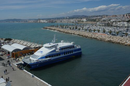 Ferry Barcelona - Sitges