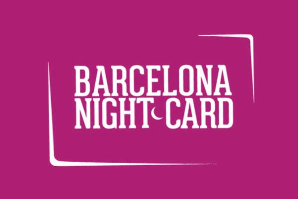 compra Barcelona Night Card