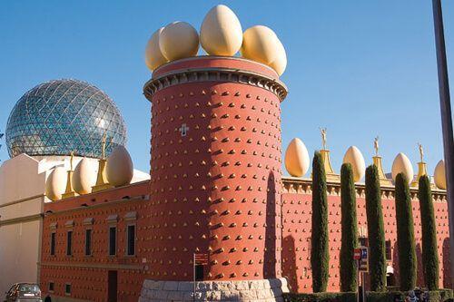 Figueres, Dalí y Gerona