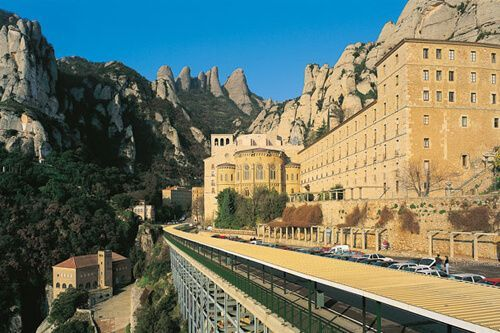 Billetes Premium Montserrat y Gaudí