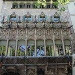 fachada Palacio Barón de Quadras