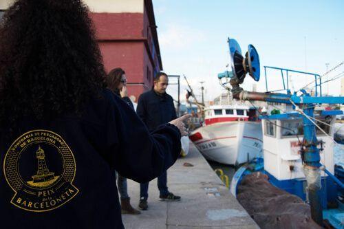 Cofradía pescadores Barceloneta