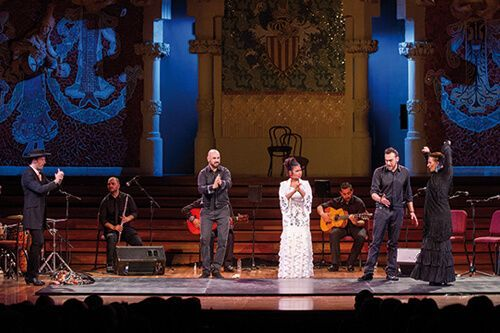 Flamenco Palau de la Música