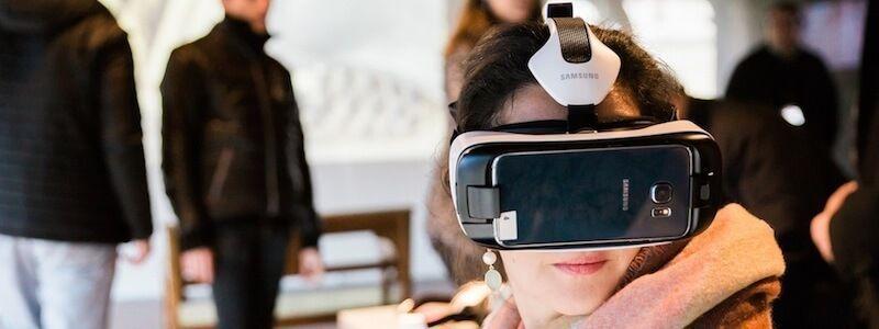experiencia Realidad Virtual