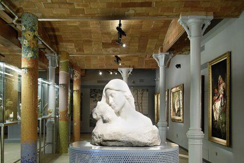 entradas Museo Modernismo Barcelona