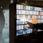 pantalla multimedia interactiva