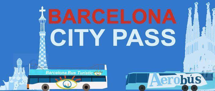 Online Barcelona City Pass