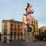 Cara de Barcelona al atardecer