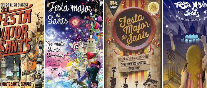 Fiesta Mayor Sants