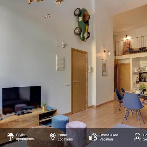 Sweet Inn Apartment Park Güell