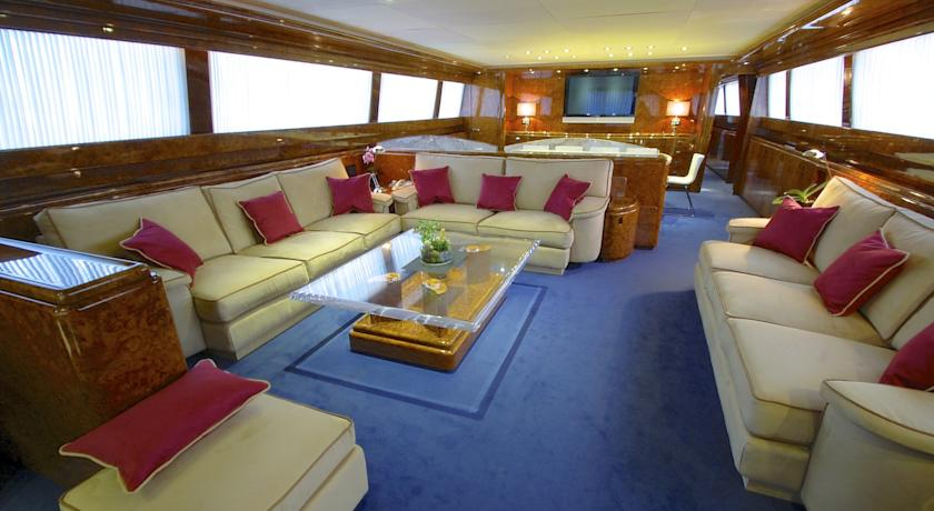 Beyond the Sea Yacht