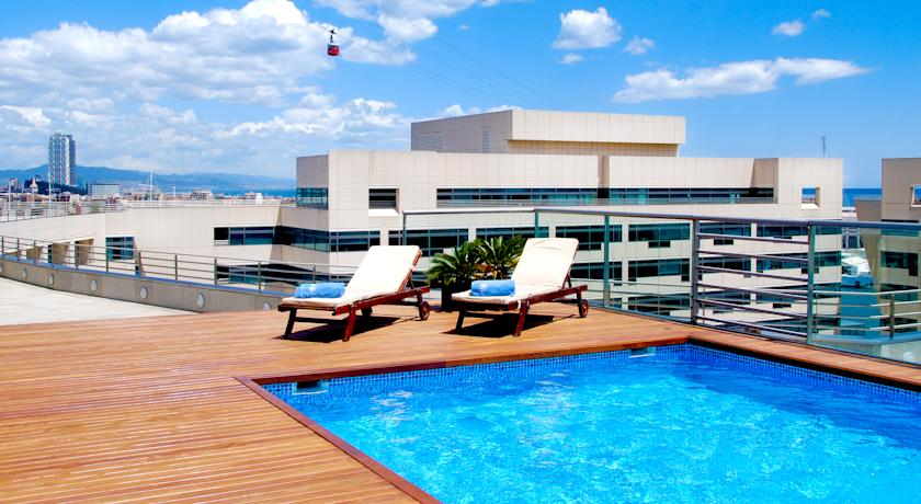 Hoteles apartamentos playa barcelona alojamientos vistas - Apartamentos en barcelona vacaciones ...