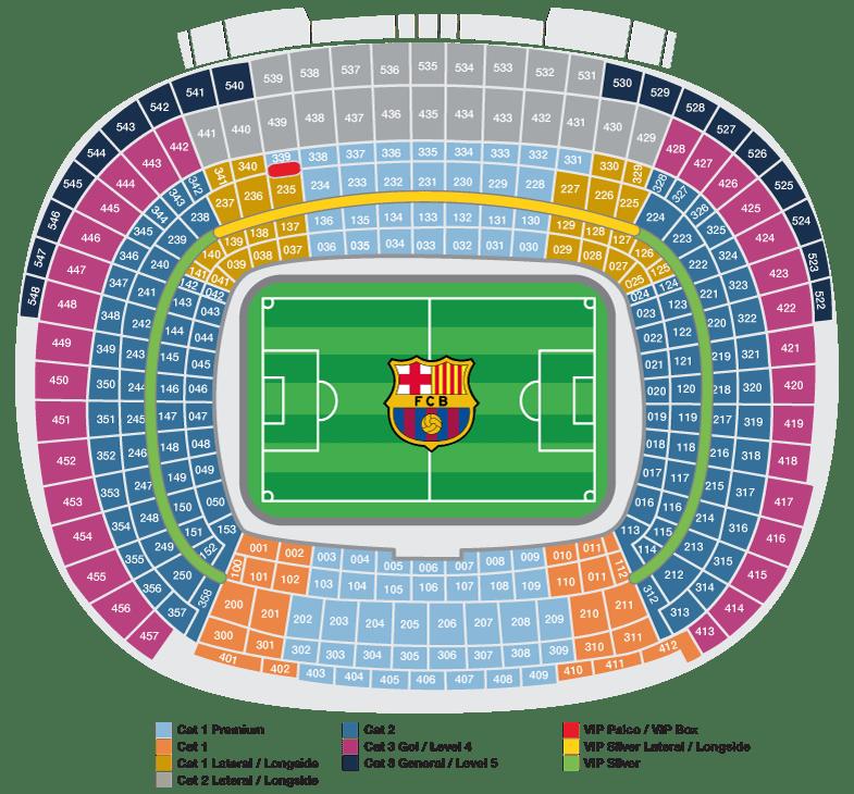 localidades FC Barcelona