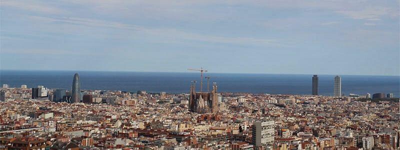 miradores de Barcelona
