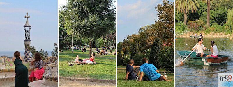 Parques de Barcelona