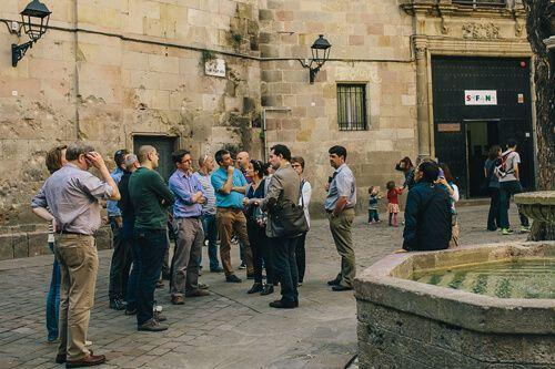 ruta historias y leyendas Barrio Gótico