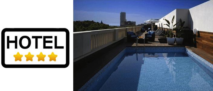 hoteles 4 estrellas Barcelona