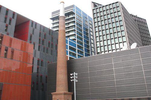 ruta arquitectura y ciudad