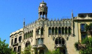 Barcelone Walking Tours Modernisme