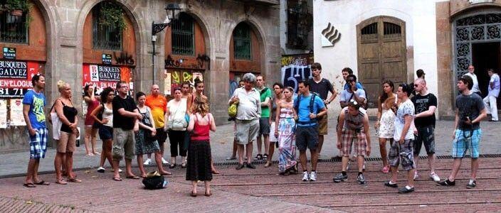 rutas turísticas Barcelona