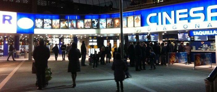 cines de Barcelona